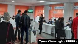 Кыргызстандагы парламенттик шайлоо. 4-октябрь, 2020-жыл