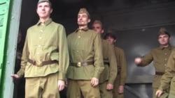 Донецький вокзал «повернувся» у часи Другої світової війни