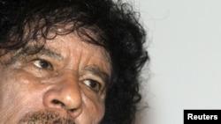 معمر قذافی، رهبر پیشین لیبی