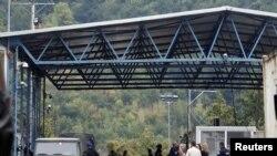 Vendkalimi kufitar në Bërnjak