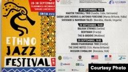 Moldova - Etno Jazz Festival, Chișinău 2018
