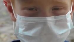 Ситуация в Армянске: дефицит масок, закрытый завод и вывоз детей (видео)