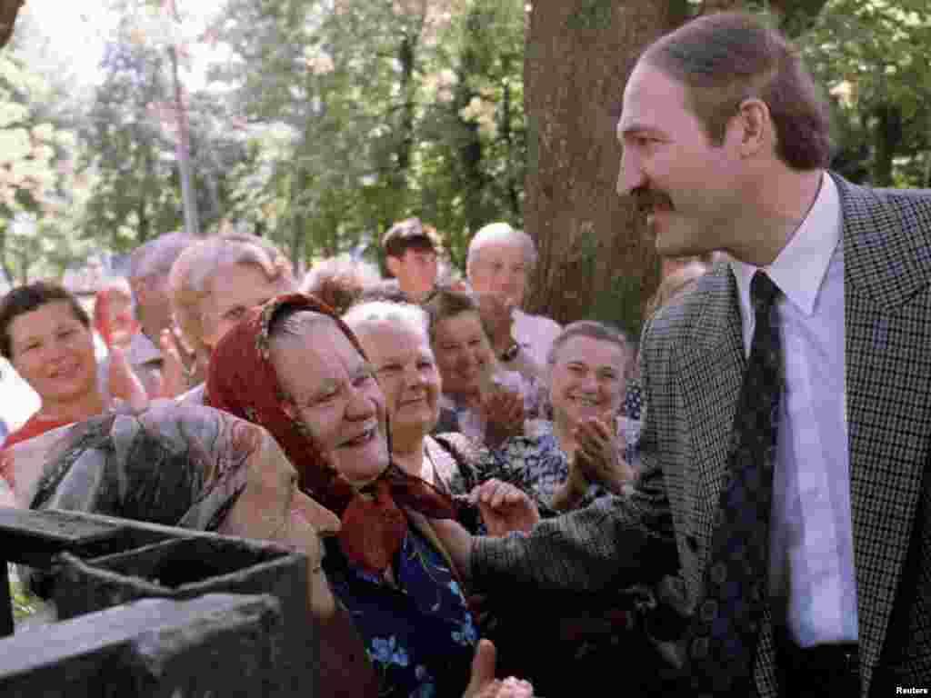 Харжамхошца цхьанакхетарш дIахьуш, 1994