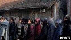 Prepoloviti gornju granicu zahteva za dobijanje azila, smatra austrijski vicekancelar
