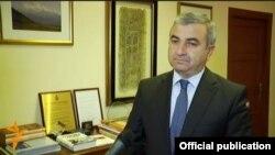 Председатель Национального собрания Нагорного Карабаха Ашот Гулян (архив)