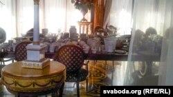 Усё, што было нажыта Януковічам, цяпер падлягае інвэнтарызацыі
