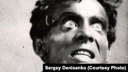 "Вацлав Дворжецкий в спектакле ""Хижина дяди Тома"". 1938 год"