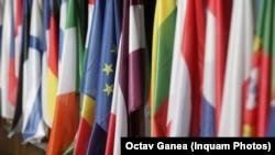 Steagurile statelor UE