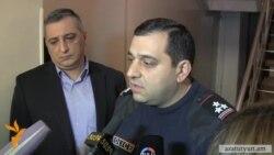 ՀՀ ոտիկանության պետի տեղակալը՝ Գյումրիում ոստիկանական ուժերի կուտակման մասին