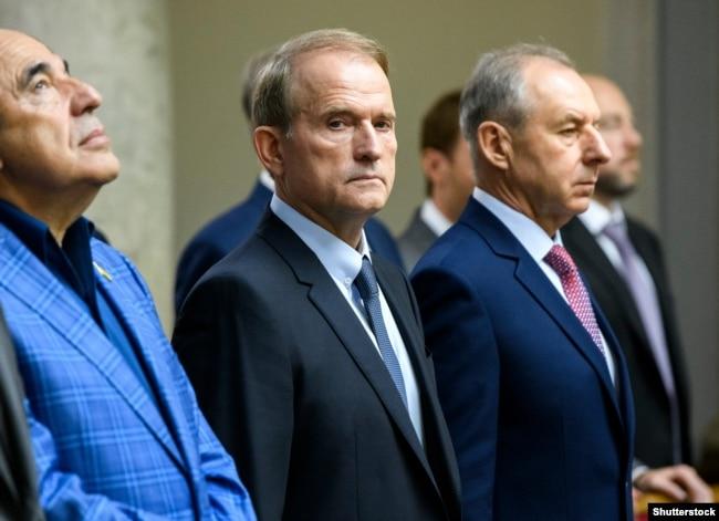 У 2019-му політична сила «ОПЗЖ», до якої приєднався Віктор Медведчук, пройшла до парламенту, а сам він став народним депутатом