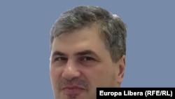 Istoricul Dorin Dobrincu, Iași
