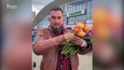 Беларусь судида ўз томоғини кесган шахс ким?