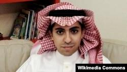 Обладатель премии имени Сахарова 2015 года блогер из Саудовской Аравии Раиф Бадави.