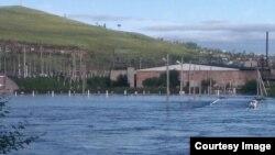 Наводнение в Чите