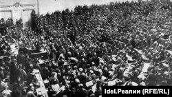 Единственное заседание Учредительного собрания 5 января 1918 г.