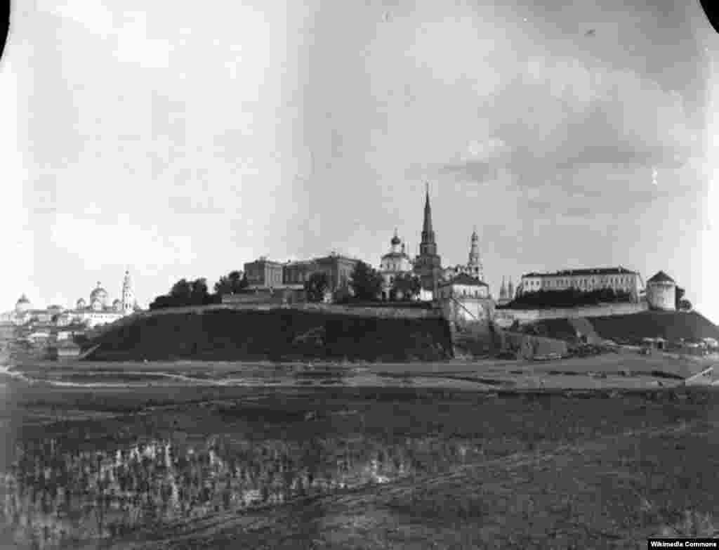 Казан кирмәненең гомуми күренеше, 1894