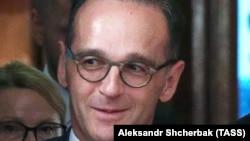 Хайко Маас, глава МИД Германии.
