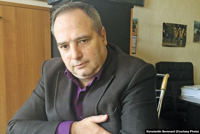 Константин Севенард