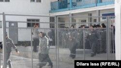 Алматы облысындағы әйелдер колониясы (Көрнекі сурет)