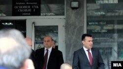 """Архива: Премиерот Зоран Заев на судење за случајот """"Поткуп."""""""