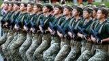 Репетиція параду 18 серпня 2018 року у Києві