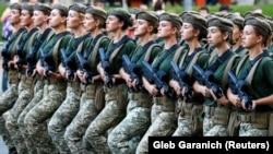 У центрі Києва в День Незалежності проведуть військовий парад
