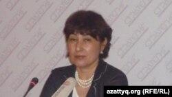 Гүлмира Илеуова, «Стратегия» әлеуметтік-саяси зерттеу орталығының директоры. Астана, 16 қаңтар 2012 жыл
