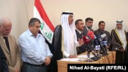 كركوك:سياسيون عرب وتركمان