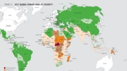 آفریقا همچنان در صدر شاخص گرسنگی جهانی