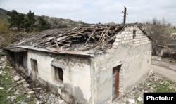 Нагорный Карабах, апрель 2016 года