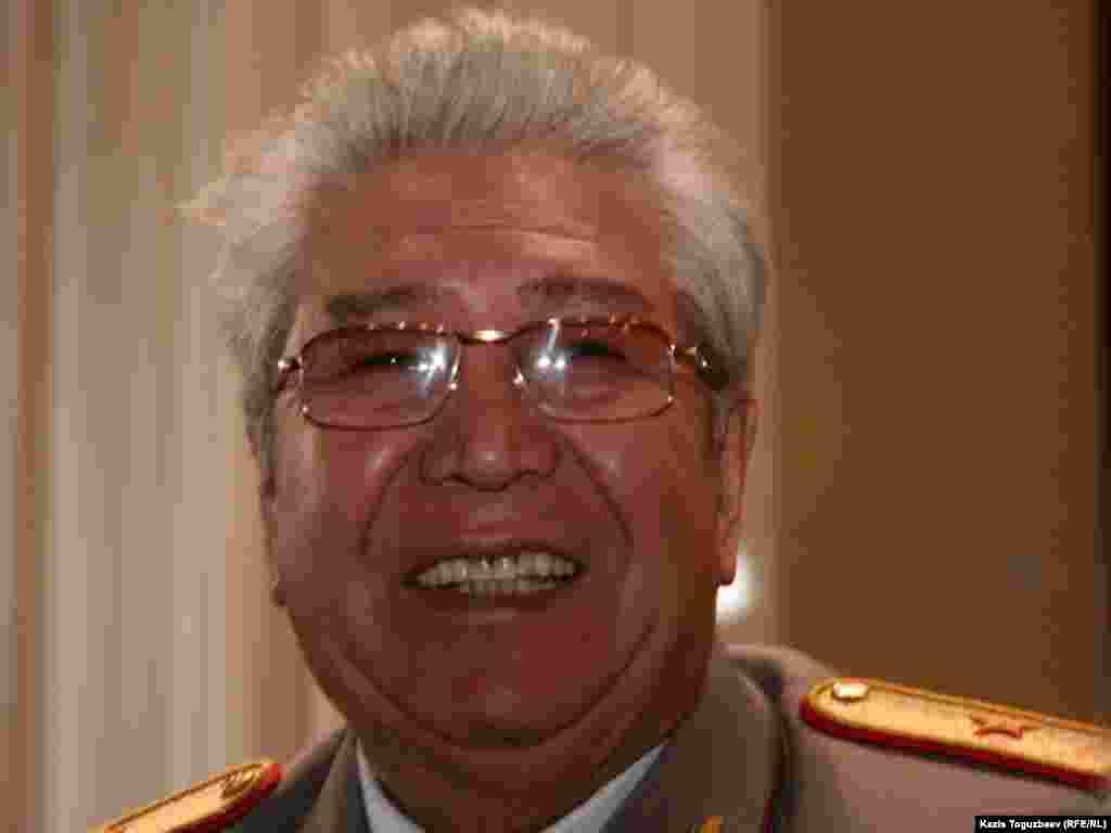 Генерал-майор МВД Рустем Хайдаров.