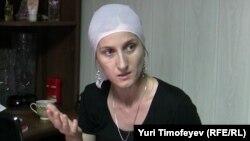 Сапият Магомедова пострадала, пытаясь защитить свою клиентку.