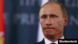 Президент Росії Володимир Путін (фото ©Shutterstock)