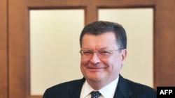 Ukrainian Foreign Minister Kostyantyn Hryshchenko