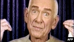 Heaven's Gate cult leader Marshall Applewhite left a video before committing suicide with 38 other cult members in a mansion near San Diego, California, on March 26, 1997.