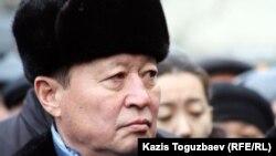Бывший председатель КНБ Казахстана Нартай Дутбаев.