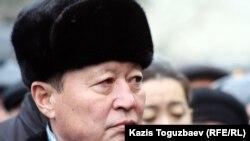 Нартай Дутбаев, бывший председатель комитета национальной безопасности (КНБ) Казахстана.