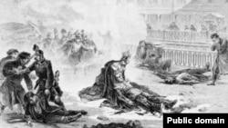 Убийство Александра II, 1 марта 1881 года