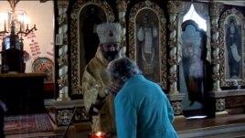 В одном из крымских храмов УПЦКП