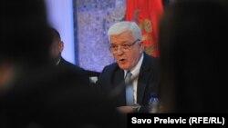 Kryeministri i Malit të Zi, Dushko Markoviq