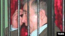 Павел Поповских на скамье подсудимых