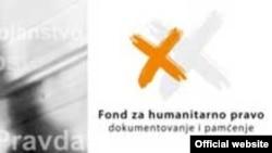 Logo Fonda za humanitarno pravo