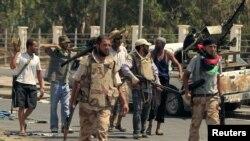 В Ливии сегодня практически нет людей без оружия