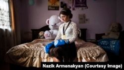Photogallery: Photojournalists Changing The Image Of Women In Armenia