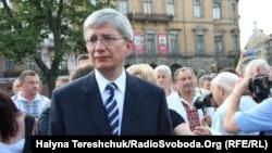 Голова Світового конгресу українців Євген Чолій