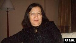 Мариям Хакім, саясаттанушы, тарих ғылымдарының докторы, Алматы, 30 қаңтар 2009 ж.