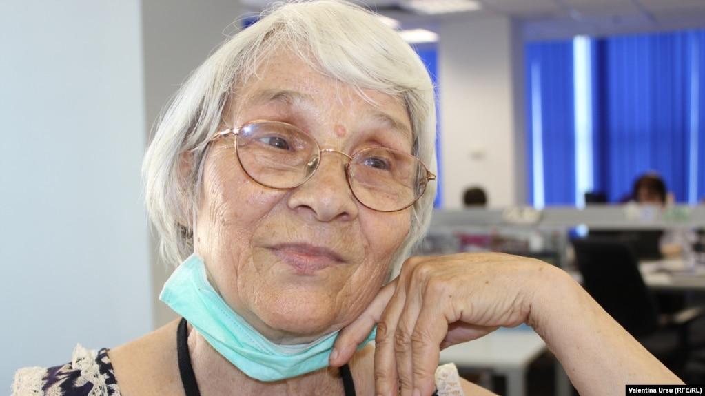 Deportat în Siberia: Margareta Spînu-Cemîrtan, Chișinău, 3 iulie 2020.