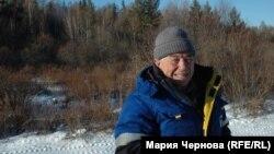 Председатель Ольхонского отделения Иркутской областной общественной организации охотников и рыболовов Юрий Ламанов