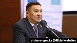 Бас прокурордың орынбасары Марат Ахметжанов.