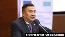 Қазақстан бас прокурорының орынбасары Марат Ахметжанов